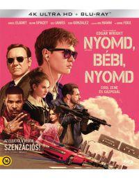 Nyomd, bébi, nyomd (4K UHD+BD) Blu-ray