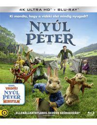 Nyúl Péter (4K Ultra HD (UHD) + BD) Blu-ray