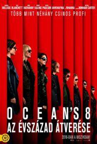 Oceans 8 - Az évszázad átverése DVD