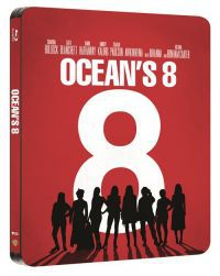 Oceans 8 - Az évszázad átverése - limitált, fémdobozos változat Blu-ray