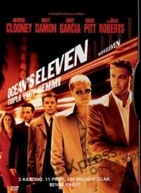 Oceans Eleven - Tripla vagy semmi DVD