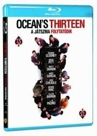 Oceans Thirteen: A játszma folytatódik Blu-ray