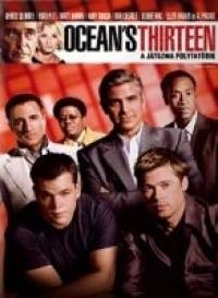 Oceans Thirteen: A játszma folytatódik DVD