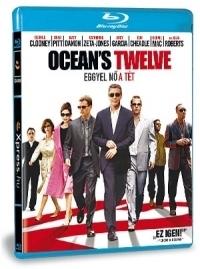 Oceans Twelve - Eggyel nő a tét Blu-ray