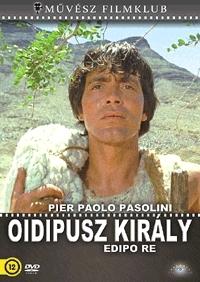 Öidipusz király * Pasolini* DVD