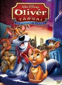 Olivér és társai *Disney - jubileumi kiadás* DVD