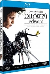 Ollókezű Edward *25. évfordulós kiadás* Blu-ray