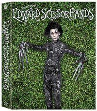 Ollókezű Edward DVD