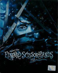 Ollókezű Edward - 25. évfordulós kiadás - limitált, fémdobozos kiadás (steelbook) Blu-ray
