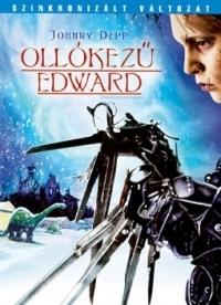 Ollókezű Edward (szinkronizált) DVD