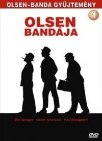 Olsen bandája 1. DVD