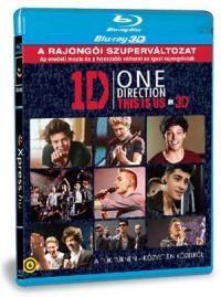 One Direction: This Is US (mozi- és bővített változat) 2D és 3D Blu-ray