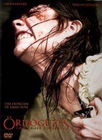 Ördögűzés Emily Rose üdvéért DVD