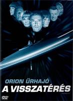 Orion űrhajó - A visszatérés DVD
