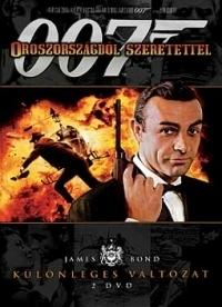 Oroszországból, szeretettel DVD