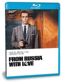 Oroszországból, szeretettel Blu-ray