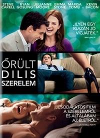 Őrült, dilis, szerelem DVD