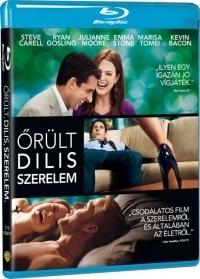 Őrült, dilis, szerelem Blu-ray