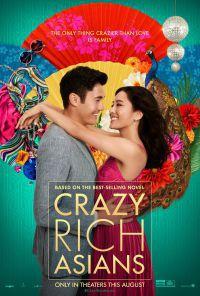 Őrült gazdag ázsiaiak DVD