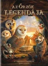 Őrzők legendája DVD