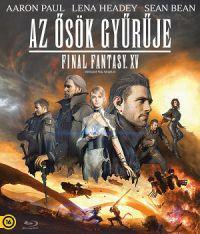 Ősök gyűrűje: Final Fantasy XV Blu-ray