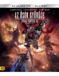 Ősök gyűrűje: Final Fantasy XV (4K UHD + Blu-ray) Blu-ray