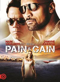 Pain & Gain DVD