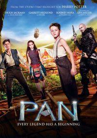 Pán DVD