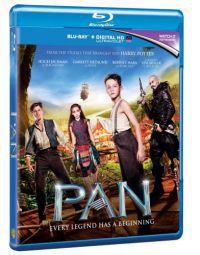 Pán Blu-ray