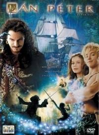 Pán Péter *Filmváltozat -2003* DVD