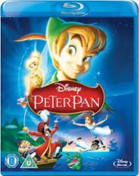 Pán Péter Blu-ray