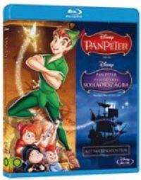 Pán Péter 1-2. (2 Blu-ray) Blu-ray