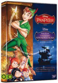 Pán Péter 1-2. (2 DVD) DVD