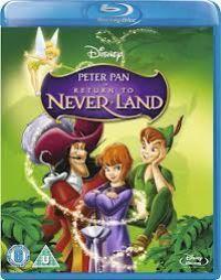 Pán Péter: Visszatérés Sohaországba Blu-ray