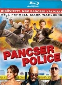 Pancser Police Blu-ray