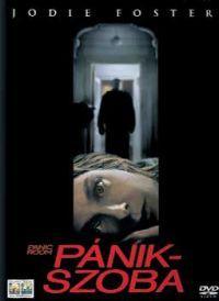 Pánikszoba DVD