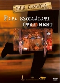 Papa szolgálati útra ment DVD