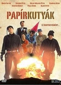 Papírkutyák DVD