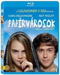 Papírvárosok Blu-ray