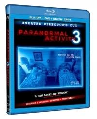 Parajelenségek 3. Blu-ray
