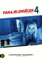 Parajelenségek 4. DVD