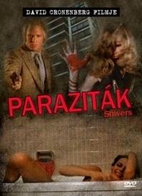 Paraziták DVD