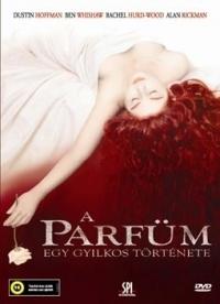 Parfüm: Egy gyilkos története DVD