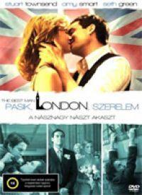 Pasik, London, Szerelem DVD
