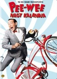 Pee Wee nagy kalandja DVD