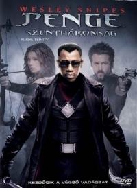 Penge: Szentháromság DVD