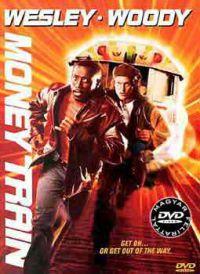 Pénzvonat DVD