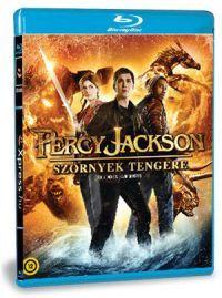 Percy Jackson: Szörnyek tengere Blu-ray
