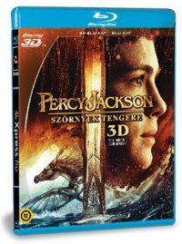 Percy Jackson: Szörnyek tengere 2D és 3D Blu-ray