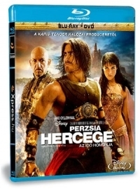 Perzsia hercege - Az idő homokja Blu-ray